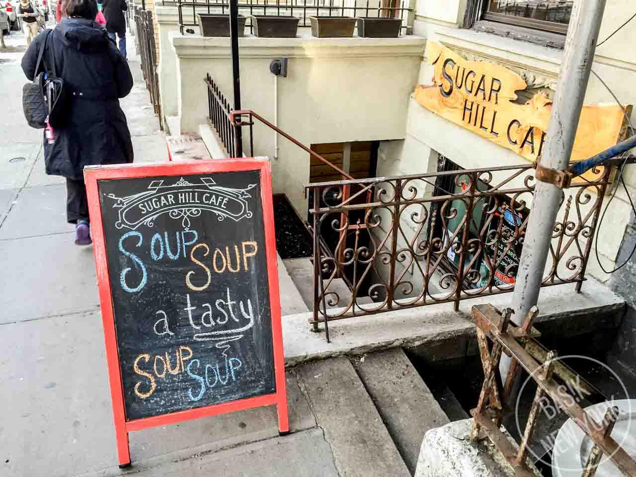 Sugar hill cafe 9