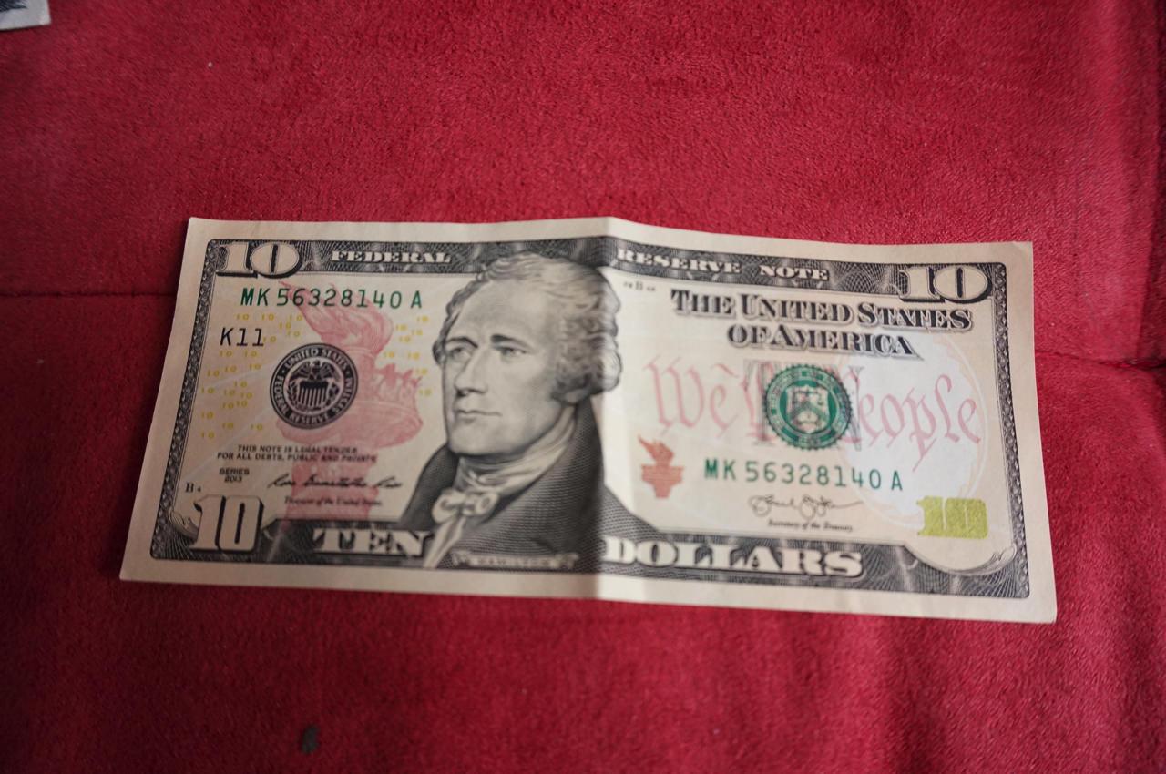 Us dollar name11