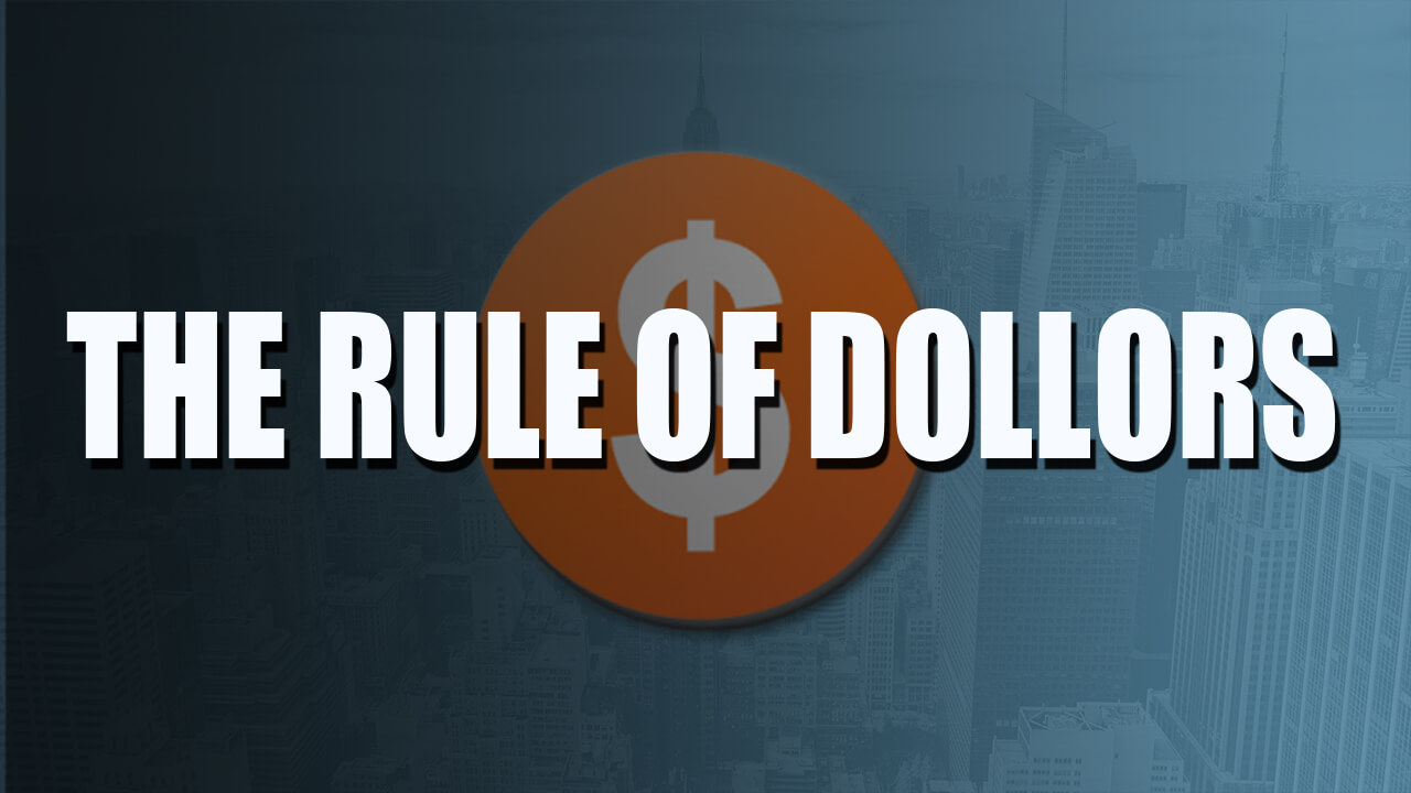 The money rule