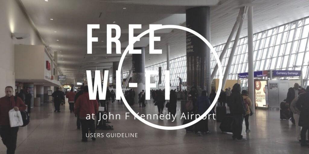 ニューヨークの空港でのフリーwi fiの使い方 jfk ラガーディア ニュー