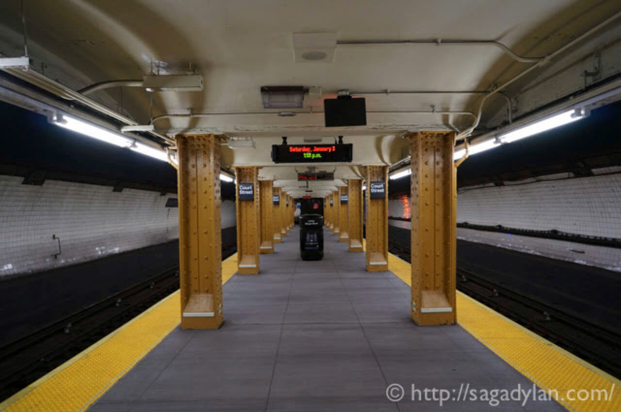 Subway  1 of 1