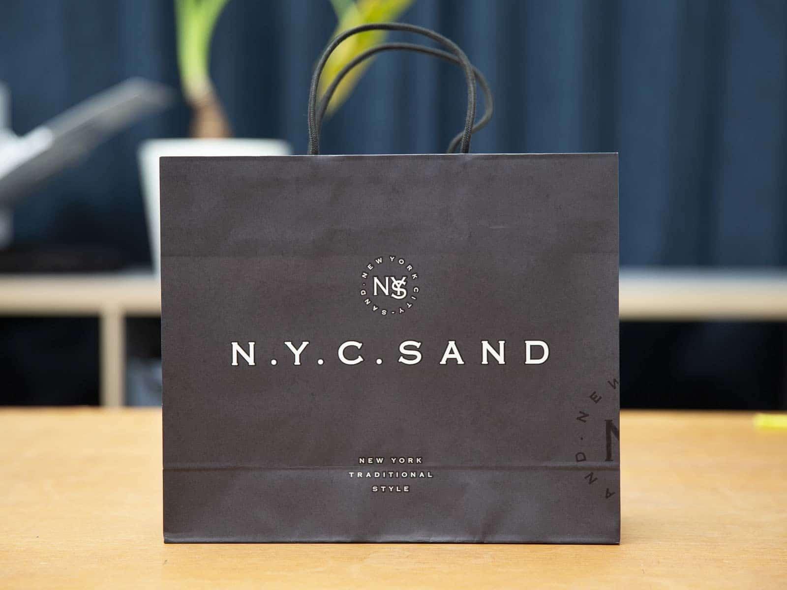 ニューヨーク キャラメルサンド
